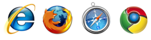 Image of modern browsers